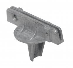 "5 1/2"" Slot cap<br/>for U-Channel 180° or 90°"